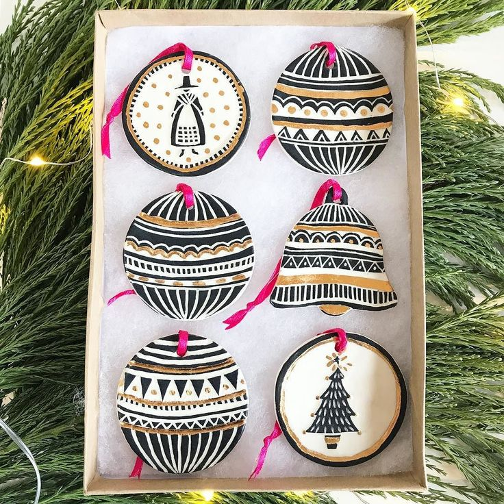 I found it pretty hard saying goodbye to this set of decorations which are now on their way to California! I might have to make a set for myself when things have calmed down. More Welsh lady Christmas decorations are certainly on the making list this week - they flew out of the shop! There's still a few of the geometric baubles on there though if that's your thing If you are waiting to hear back from me I'm sorry I'm a bit behind with my admin. If you don't hear back in the next day or two…