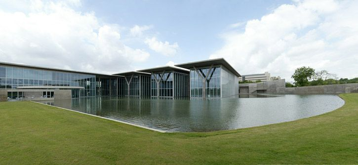 Modern Art Museum of Fort Worth - Fort Worth, Texas, United States / Tadao Ando