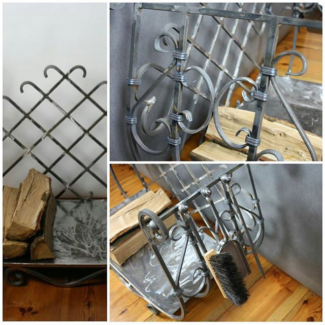 #tmproject #frostyle #concept #passion #poland #homedecor #design #dizajn #style #stojaknadrewno #firewood  #steel  #wood #polishdesign #handmade #home #kominek #fireplace