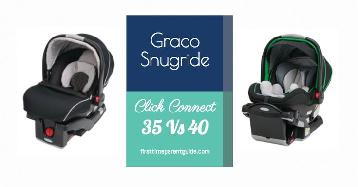 In this review, we will be comparing The Graco Snugride 35 Vs 40. Both are very similar, but the Graco Click Connect 40 has some upgraded features. At the end of this review, I hope to help you clear up your mind on which is better for your needs.    Let's get started.