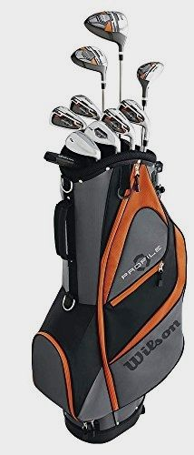 Just Listed! Wilson 2017 Profile XD Complete Teen Golf Set with Golf Bag https://www.discount-golf-irons.com/product/wilson-2017-profile-xd-complete-teen-golf-set-with-golf-bag/ #GolfIrons Wilson