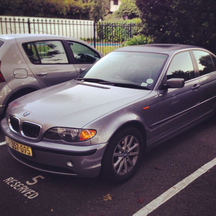 BMW 3 series- one of the amazing cars we offer for hire!