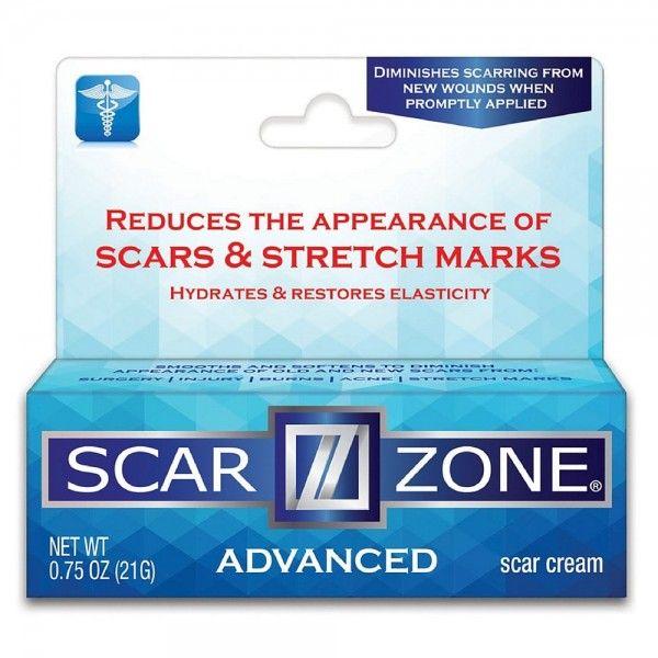 Scar Zone Advanced Skin Care Scar Cream 0.75 oz [018515609601]