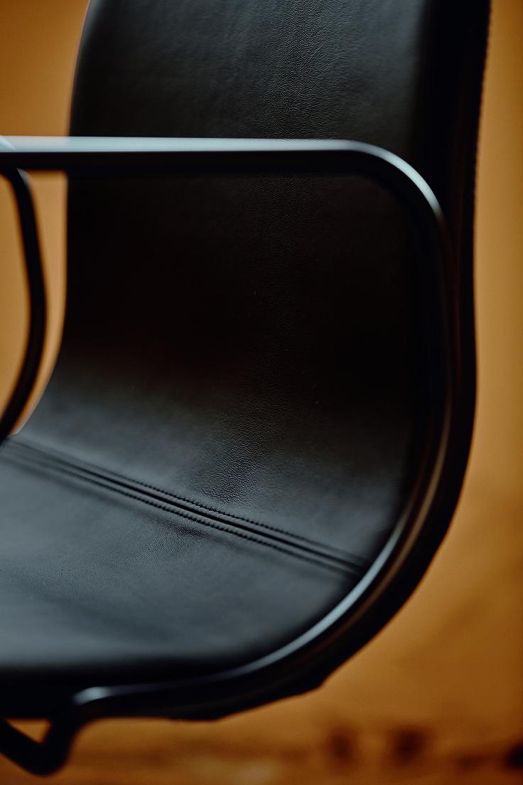 Neo Lite armchair, design: Fredrik Mattson | Styling: Katrin Bååth | Photo: Sara Landstedt