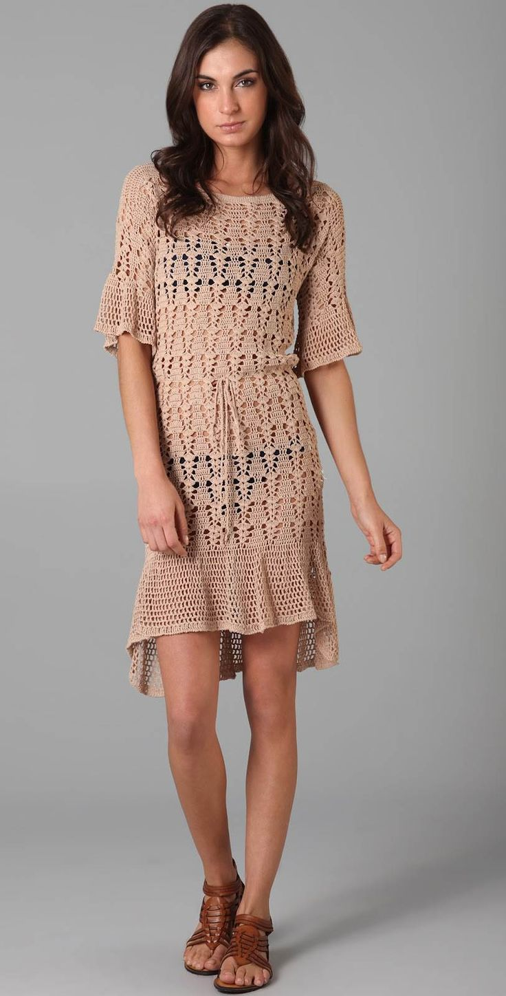 You'll find that this dress is pretty easy to make....you just have to have the important elements of the dress, connect it together et voi...
