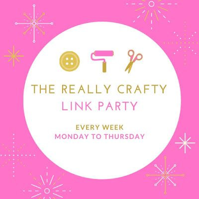 The Really Crafty Link Party