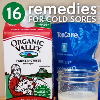 16 Home Remedies For Cold Sores►►http://herbs-info.com/blog/16-home-remedies-for-cold-sores/?i=p