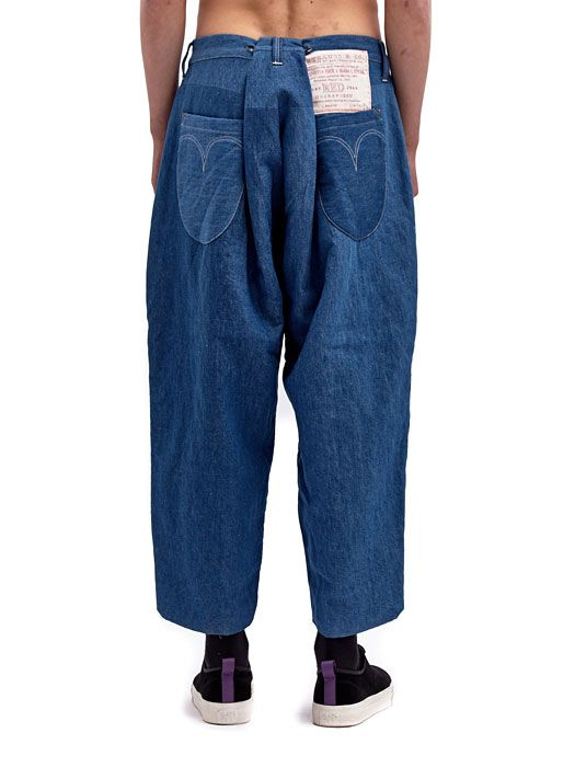 Levi's Red Men's Cone Shaped Giant Jeans