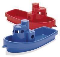 The Original Toy Company 1461 TUG BOAT Stacking Tug Boat