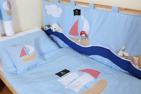 Текстиль для детской мальчика своими руками