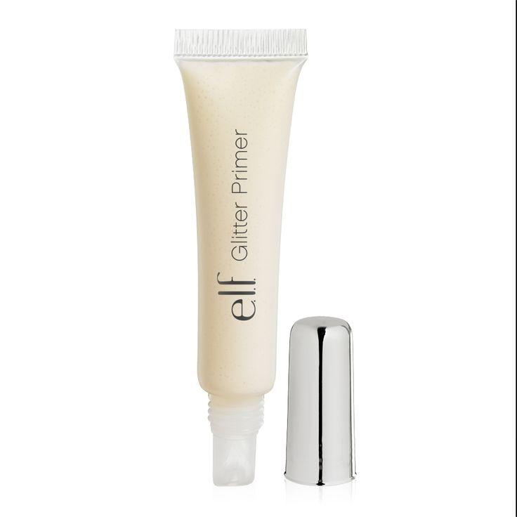 Glitter Primer | e.l.f. Cosmetics is a dupe for the Urban Decay Glitter Glue