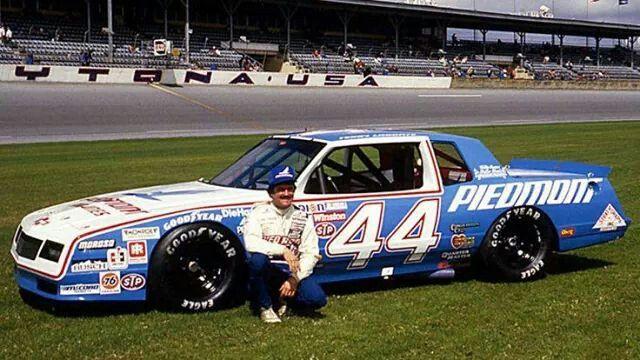 "1984 - ""Texas"" Terry Labonte's (#44) ""Piedmont""  Chevrolet  Monte Carlo - Atlanta Motor Speedway, Hampton, Georgia"
