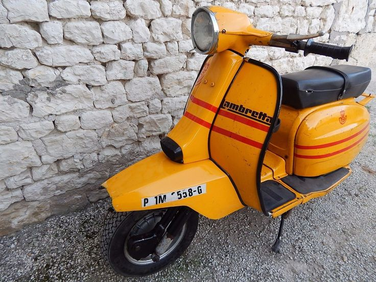 A blog dedicated to the Lambretta, the world's finest motor scooter.