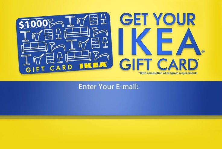 ikea gift card uui pinterest cards gifts and gift cards