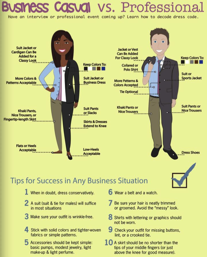 business casual vs professional    resumesdesign com