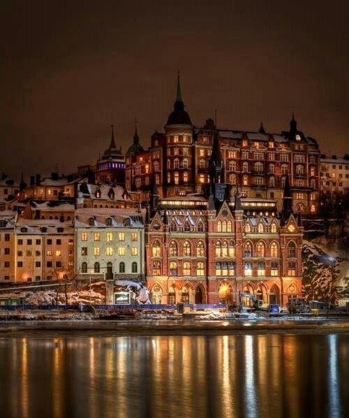 Stockholm Sweden~