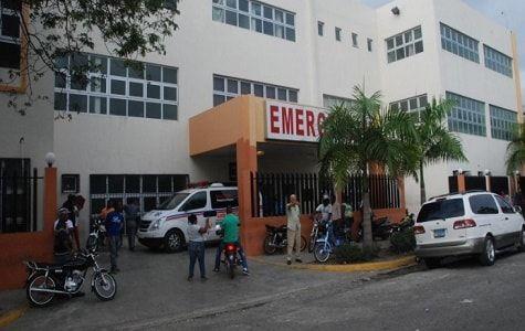 anunció la incorporación de 19 auxiliares de seguridad en el hospital Juan Pablo Pina, San Cristóbal