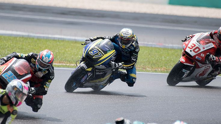 From Vroom Mag... Xavi Vierge takes eighth and Isaac Viñales tenth in Malaysian Grand Prix