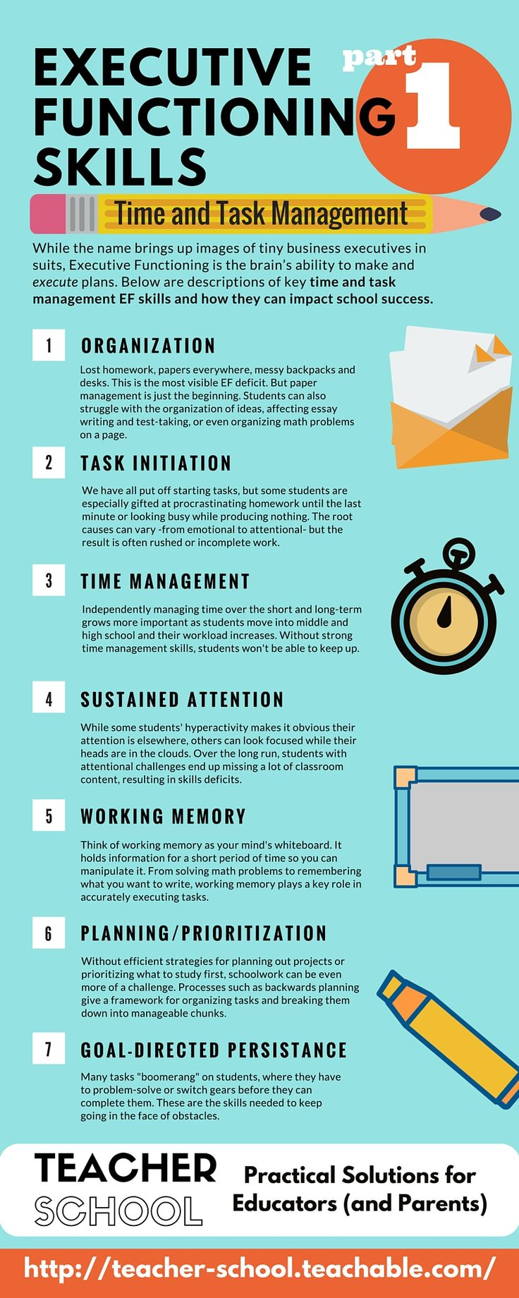 best ideas about time management skills executive functioning skills range from organization to time management take this mini course