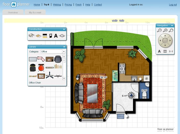 Accessories, The Unforeseen Home Blog With Contact With Blue Sensation  Colour Floor Planner Room Layout