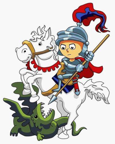 23 de abril é dia de São Jorge e tem playlist especial em homenagem ao Santo Guerreiro