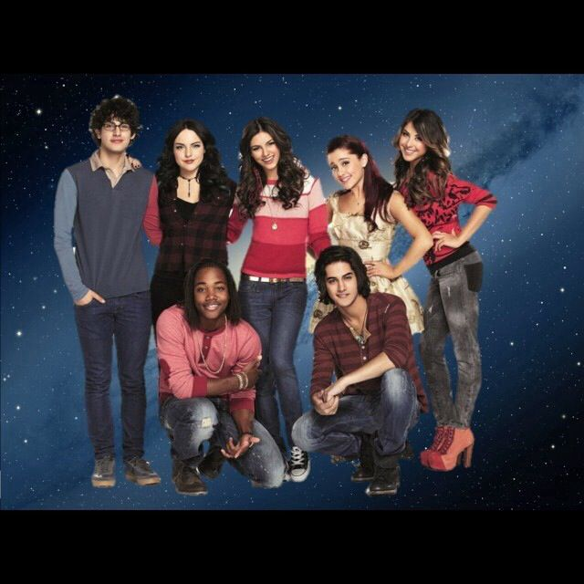 who is the cast of victorious dating The real-life relationships of the big bang theory cast since 2014, there have been rumors that matt is dating his former victorious costar liz gillies.