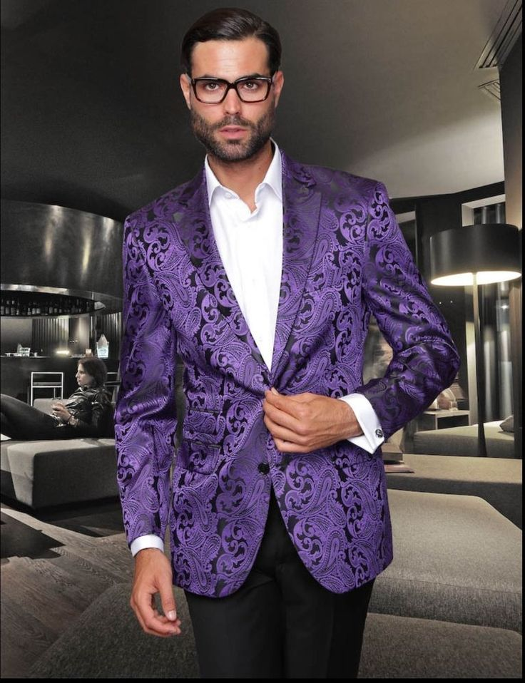 Free shipping and returns on Men's Purple Blazers & Sport Coats at coolzloadwok.ga