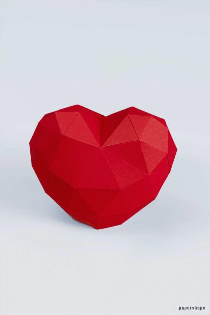 26 Wunderbar Paper Shape Vorlagen Kostenlos Ebendiese Konnen Anpassen Fur Ihre Erstaunlichen In 2020 Heart Gift Box 3d Origami Heart Recycled Material Art