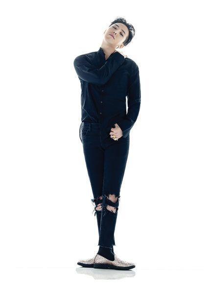 G-Dragon - Guiseppe Zanotti in Cosmopolitan Hong Kong Magazine September Issue '15 (BTS)