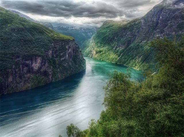 Norwegen – Der Geirangerfjord