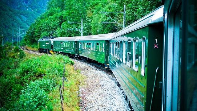 Tren de Flam - Noruega