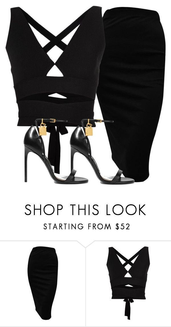 """Untitled #246"" by samstyles001 on Polyvore featuring Proenza Schouler and Tom Ford"