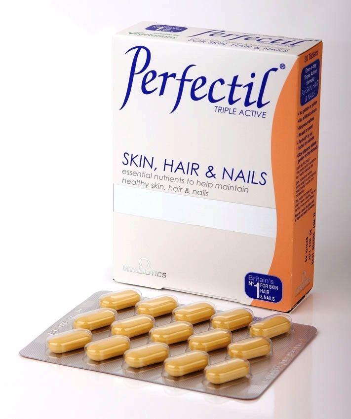 Cilt, saç ve tırnaklar için özel olarak geliştirdiği ürünler ile dikkat çeken bir marka olan Perfectil, İngiltere'nin önde gelen güzellik markalarından biridir. İleri düzeydeki temel besin maddeleri sayesinde güzelliğinize güzellik katan ürünlere sahip olan Perfectil, vitamin ve minerallerin etkisi ile de harika görünümlü cilt, saç ve tırnaklara sahip olmanıza yardımcı olacaktır.  #perfectiltablet #perfectil