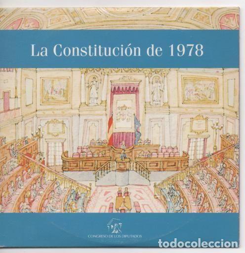 CD LA CONSTITUCIÓN DE 1978 CONGRESO DE LOS DIPUTADOS 2006 DOCUMENTACIÓN DEPARTAMENTO PUBLICACIONES