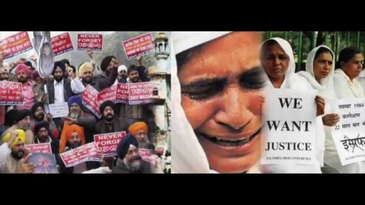 Jaz Buttar - Sikh 1984 | Latest Punjabi Song 2016 | Sikh Riots Video