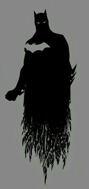 O cavaleiro das sombras!