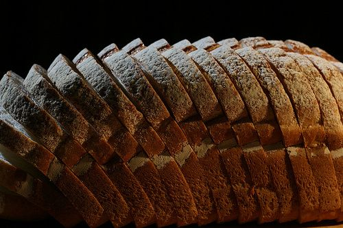 By bread alone object lesson