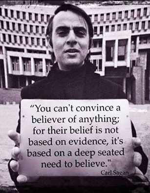 "That's why people insist they are right and say they will ""agree to disagree"" It has nothing to do with logic or facts. TRUE, SCIENTISM = NARCISSISM TOO OFTEN,  AS EVIDENCED ABOVE PHOTO. ;-)"