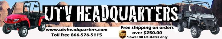 UTV Headquarters - UTV HEADQUARTERS, Polaris Ranger, Yamaha Rhino, Arctic Cat Prowler Accessories