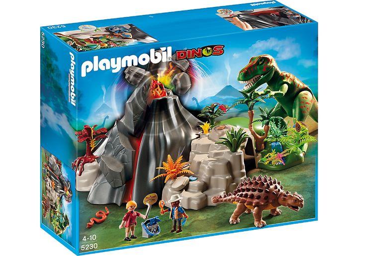 Die besten 25 playmobil vulkan ideen auf pinterest dino - Playmobil samu ...