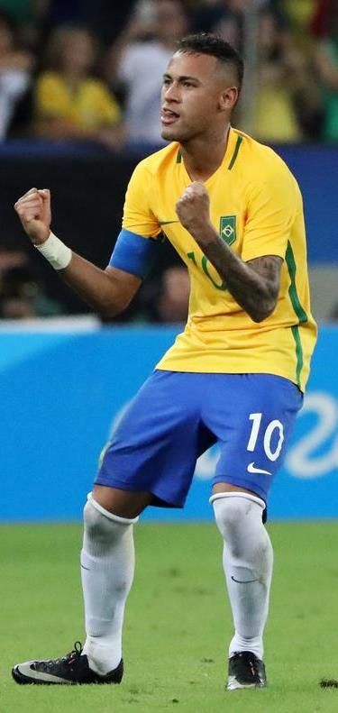 Brazil win Olympic football gold for first time by beating Germany