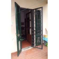 Wrought Iron Gate Door. Customize Realizations. 601