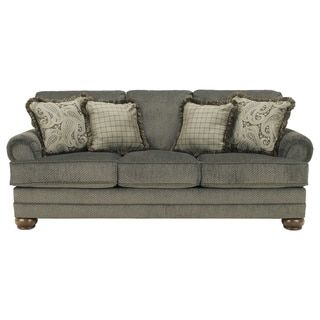 Shop for Signature Design by Ashley Parcal Estates Basil Fabric Sofa. Get free shipping at Overstock.com - Your Online Furniture Outlet Store! Get 5% in rewards with Club O!