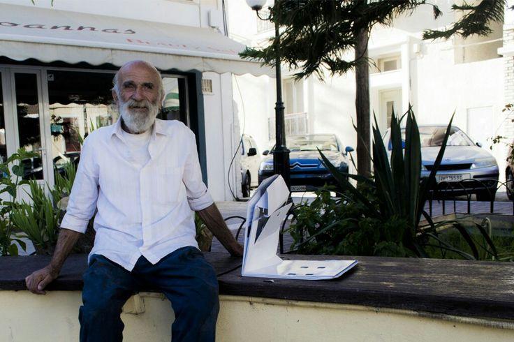 #Fisherman #Samos #LarsLorenzen #Vahti #Digital-cowboy.dk #visuelformidling #DigitalCowboy  #Schacksgade