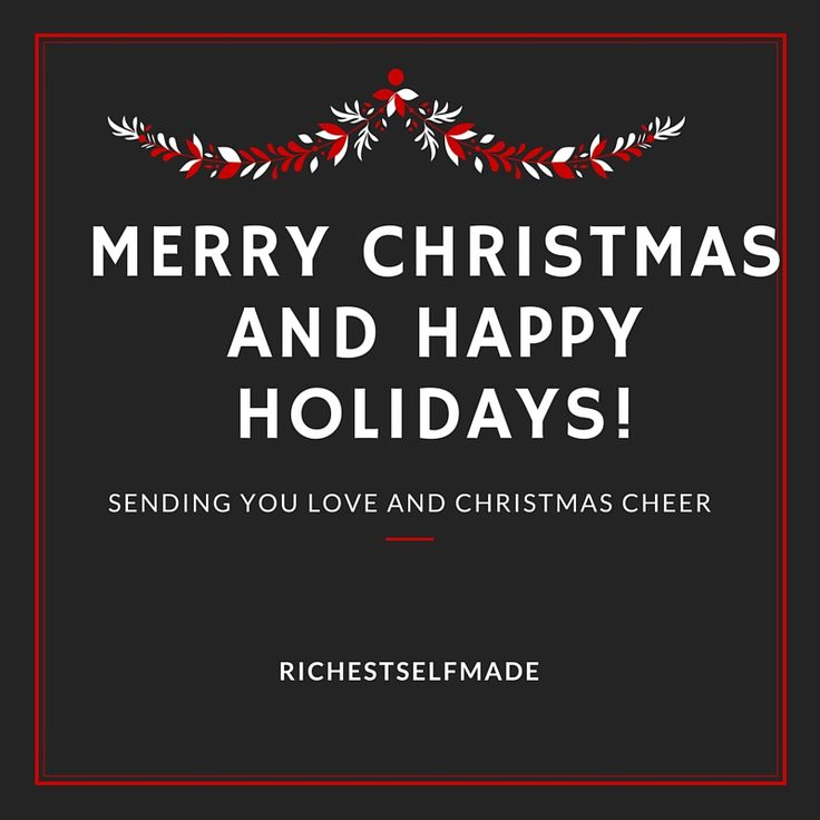 May all the beauty and blessings this Christmas season has to offer be with you and your family. Happy Christmas to you all!