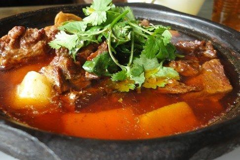 {recipe} Sichuan Spicy Beef Stew