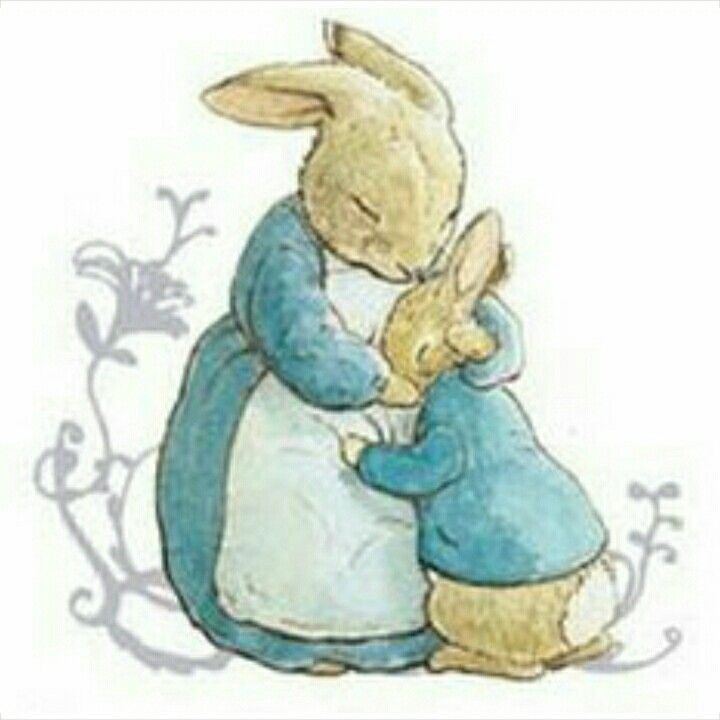 Peter Rabbit Beatrix Potter in
