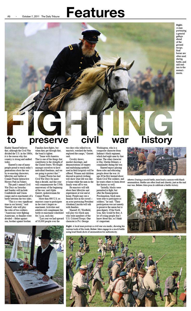 Beautiful headline/ typography Fresh off the Press