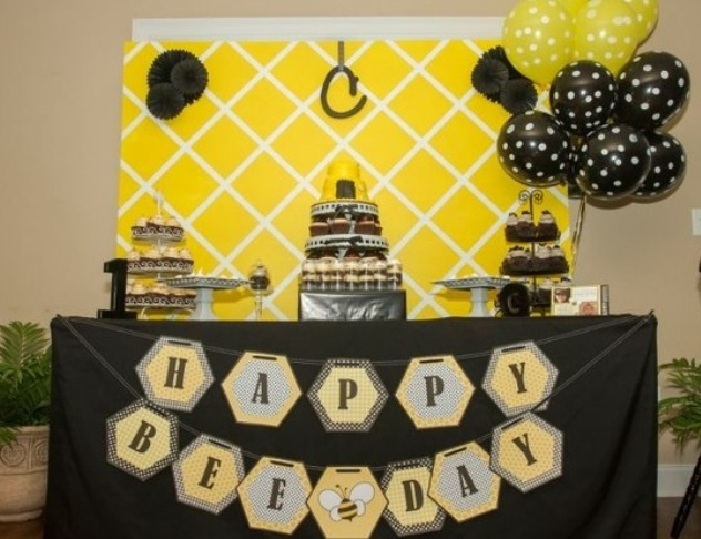 287 Best Bumble Bee Party Images On Pinterest