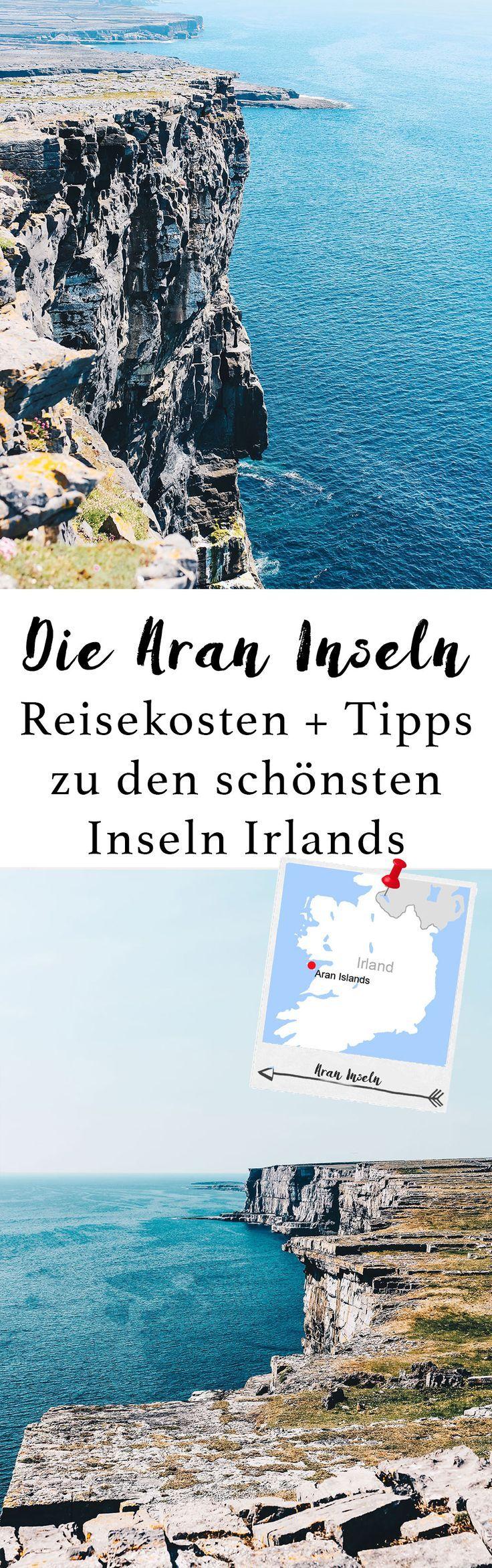 Vanillaholica | Die schönsten Inseln Irlands / Die Aran Inseln | http://www.vanillaholica.com  . Die schönsten Inseln Irlands sind definitiv die Aran Islands. Sie sind einen Tagesausflug wert. Alle Reisekosten zu Irland Ausflügen oder Irland Reisen mit extra Tipps findest du auf VANILLAHOLICA.com